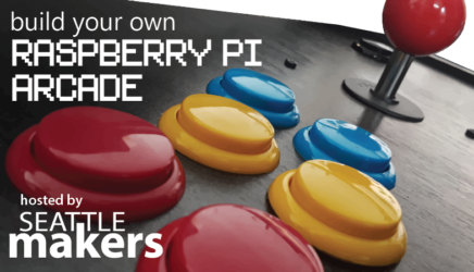 Build Your Own Raspberry Pi Arcade