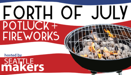 4th of July Potluck + Fireworks